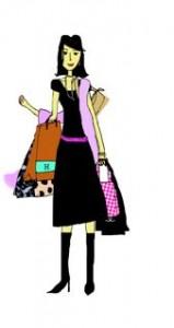 Les 6 commandements d'une personnal shoppeuse