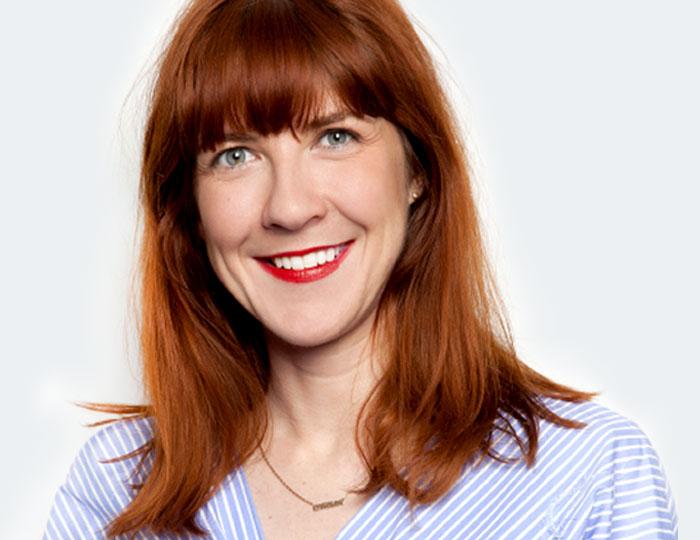 Caroline Baly, Consultante en image Fondatrice de l'agence Image Nouvelle,