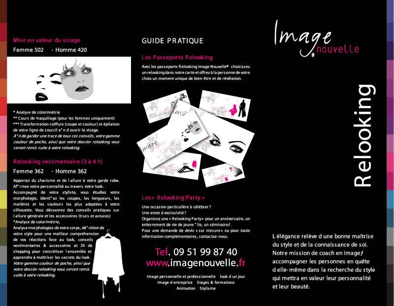 Nos formules relooking Image Nouvelle