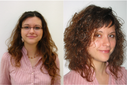 RELOOKING COIFFURE DE CLEMENCE