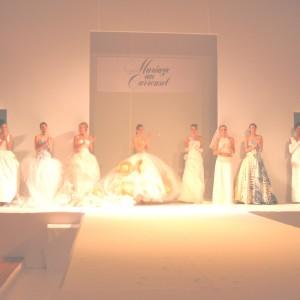 Direction artistique Salon du mariage 2008