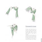Ebook – Le foulard : comment le porter ? comment le nouer ?