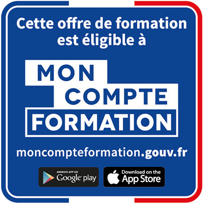 logo certification : Mon compte formation