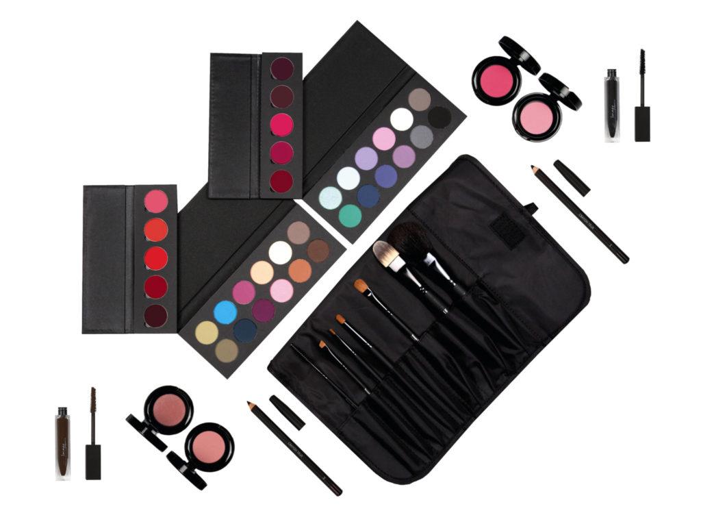 kit professionnel de maquillage relooking image nouvelle. Black Bedroom Furniture Sets. Home Design Ideas