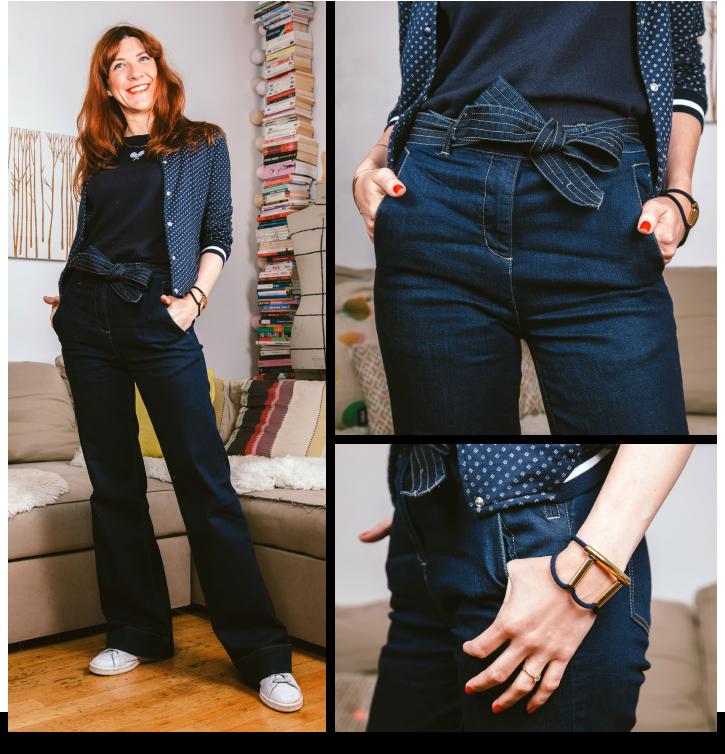 le grand retour du pantalon taille haute image nouvelle. Black Bedroom Furniture Sets. Home Design Ideas
