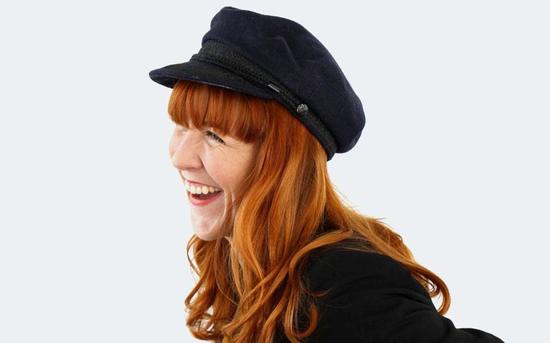 Caroline Baly, consultante en image, fondatrice de l'agence de conseil en image IMAGE NOUVELLE.