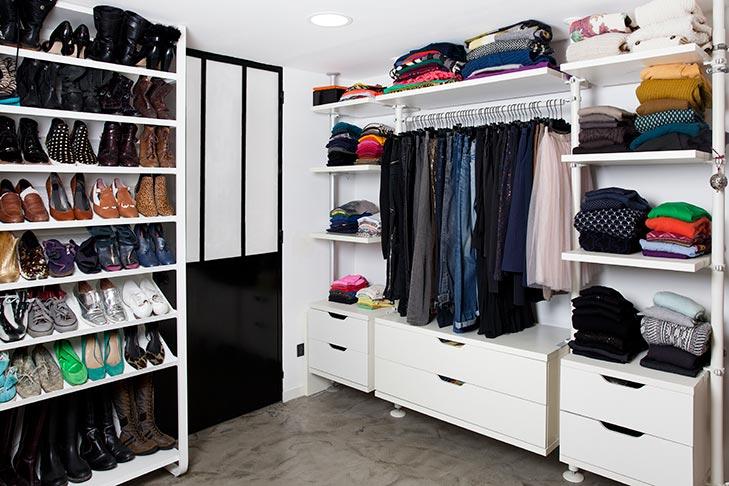 Les 6 Clefs D Un Dressing Bien Organise Image Nouvelle